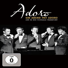 Adoro, Ein Abend mit Adoro (Live CD / DVD), 00602537084975