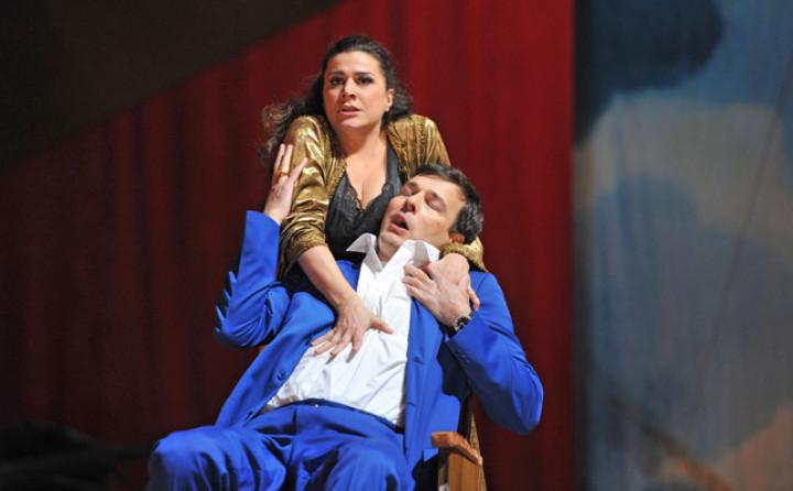 Giulio Cesare in Egitto - Salzburger Festspiele 2012: Cecilia Bartoli und Andreas Scholl