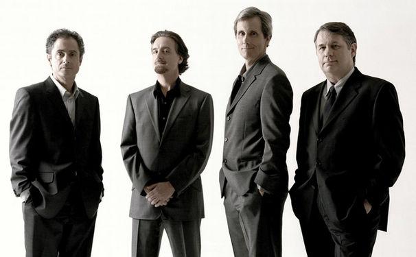 Emerson String Quartet, Die Yellow Lounge im WMF mit zwei außergewöhnlichen Live-Auftritten