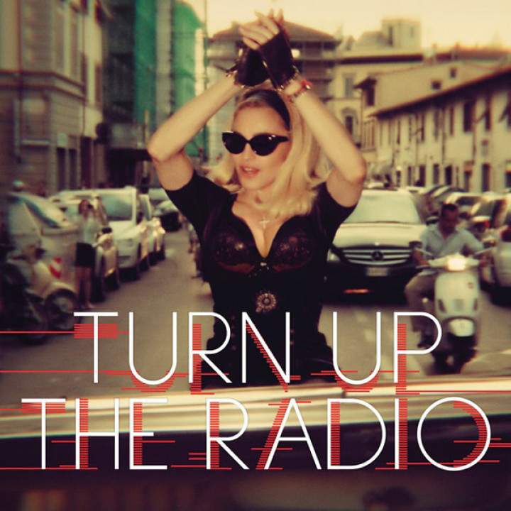 Cover Turn Up The Radio