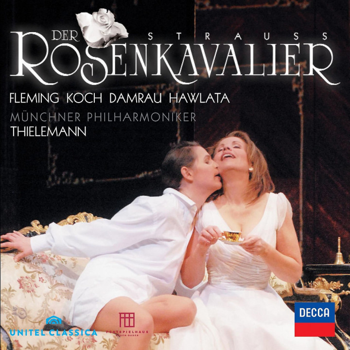 Der Rosenkavalier: Fleming,Renee/Damrau,Diana/Thielemann,Christian/MP