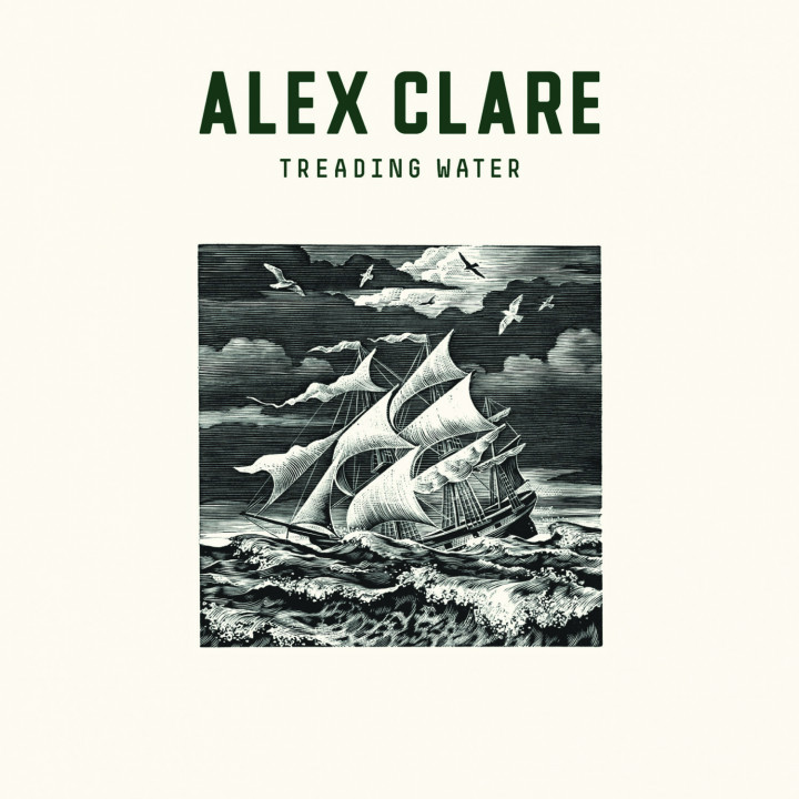 Cover Treading Water