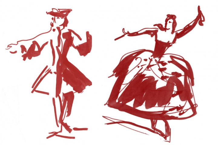 Tänzer copyright by Fred Münzmaier / DG