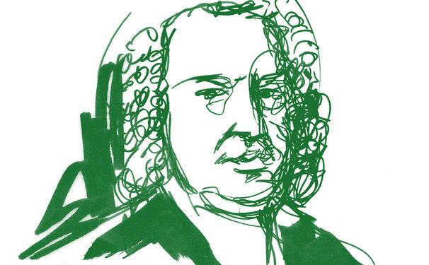 Johann Sebastian Bach Offizielle Biografie
