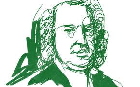 Johann Sebastian Bach, 330. Geburtstag – Johann Sebastian Bach lebt!