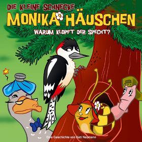 Die kleine Schnecke Monika Häuschen, 26: Warum klopft der Specht?, 00602527921433