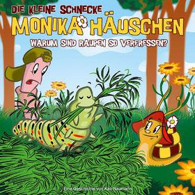 Die kleine Schnecke Monika Häuschen, 27: Warum sind Raupen so verfressen?, 00602537099894