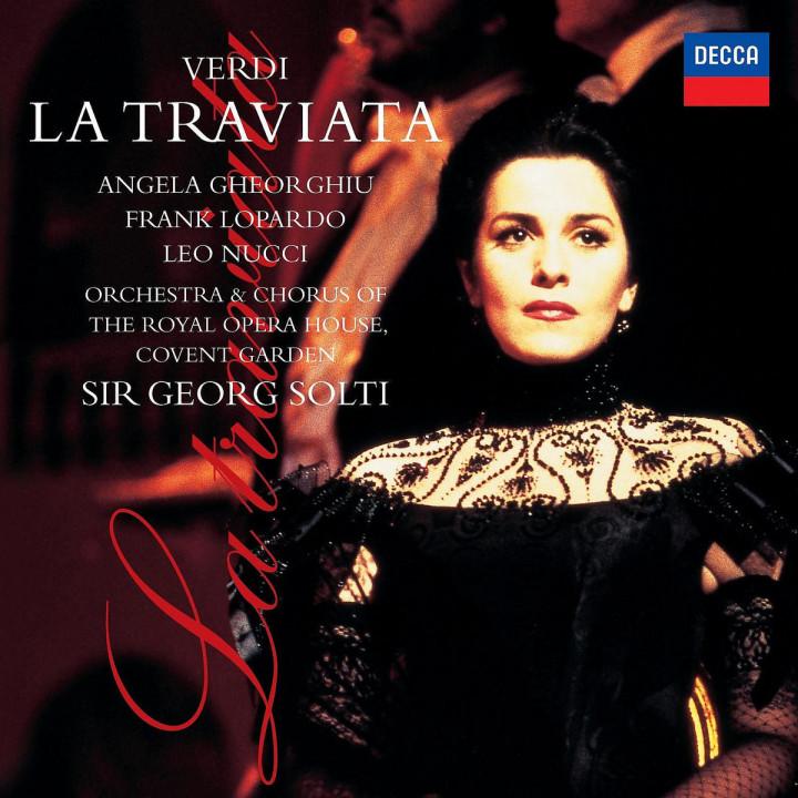 La Traviata: Gheorghiu,Angela/Lopardo/Nucci/Solti/ROHO