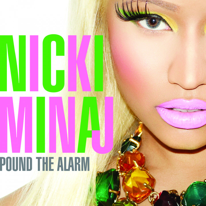 Cover Pound The Alarm