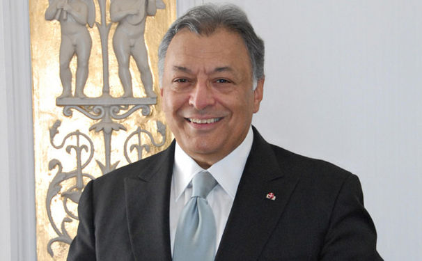 Zubin Mehta, Großes Bundesverdienstkreuz für Zubin Mehta