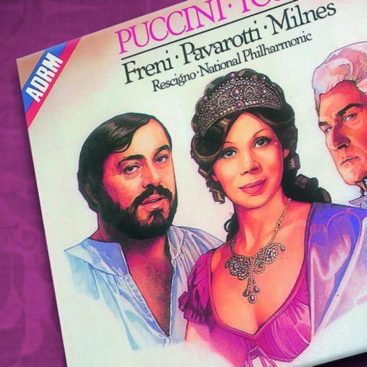 CD Serie Decca Opera