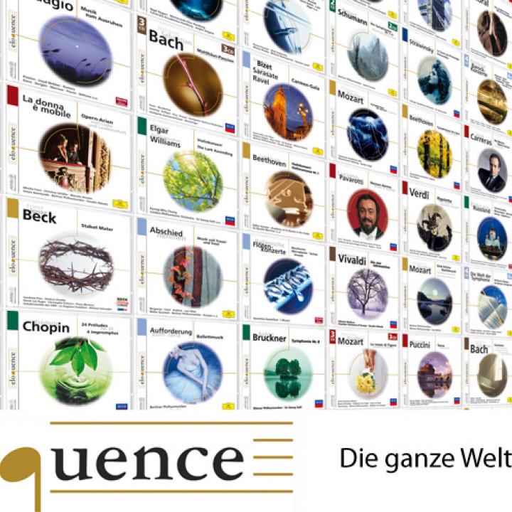 CD Serie Eloquence