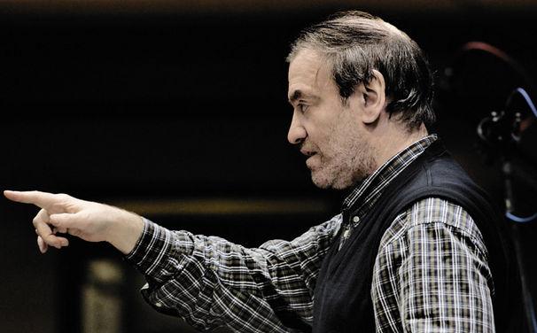 Valery Gergiev, Verbier-Festival 2015: Valery Gergiev