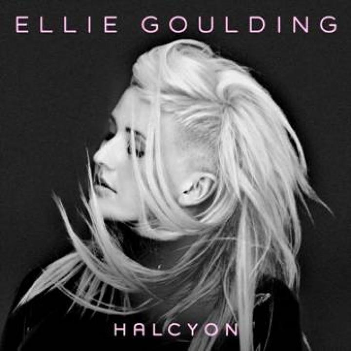 """Albumcover """"Halcyon"""""""