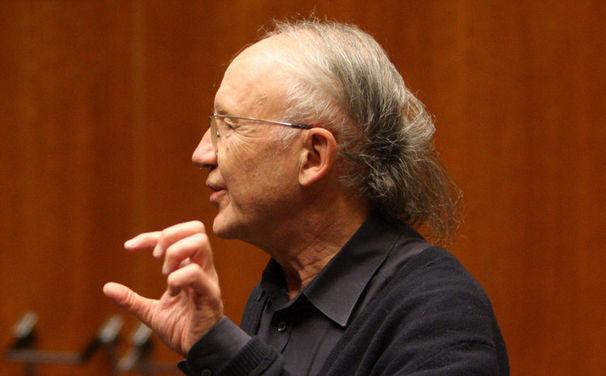 Heinz Holliger, Konzert unter der musikalischen Leitung von Heinz Holliger