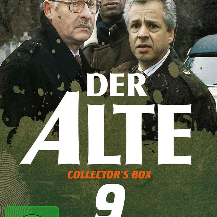 Der Alte Collector's Box Vol. 9 (15 Folgen/5 DVD): Der Alte