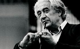 Sergiu Celibidache, Die besondere Aufnahme mit Sergiu Celibidache