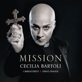 Cecilia Bartoli, Mission, 00028947847328