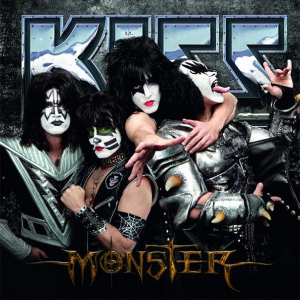 Kiss, Seht hier das Cover von Monster