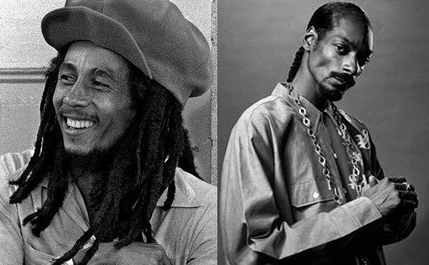 Bob Marley, Snoop Lion (Ex-Dogg) hält sich für Bob Marleys Reinkarnation