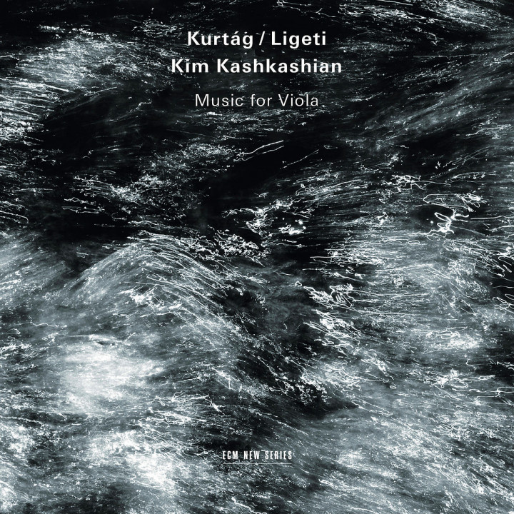 Kurtág, Ligeti: Music for Viola