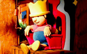 Der kleine König, Zu Gast im Kika-Baumhaus