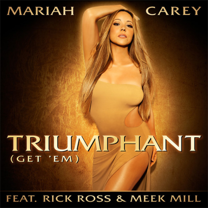 Cover Triumphant Mariah Carey