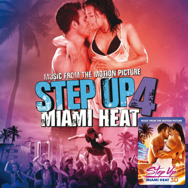 Cover OST Step Up Miami Heat