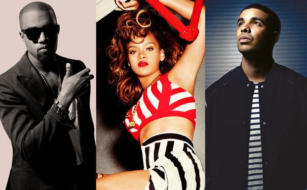 Drake, Das sind die MTV Videomusic Award-Nominierten!