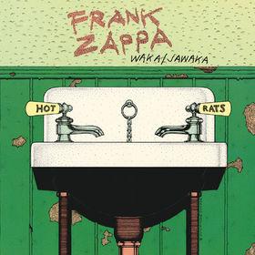 Frank Zappa, Waka/Jawaka, 00824302384824