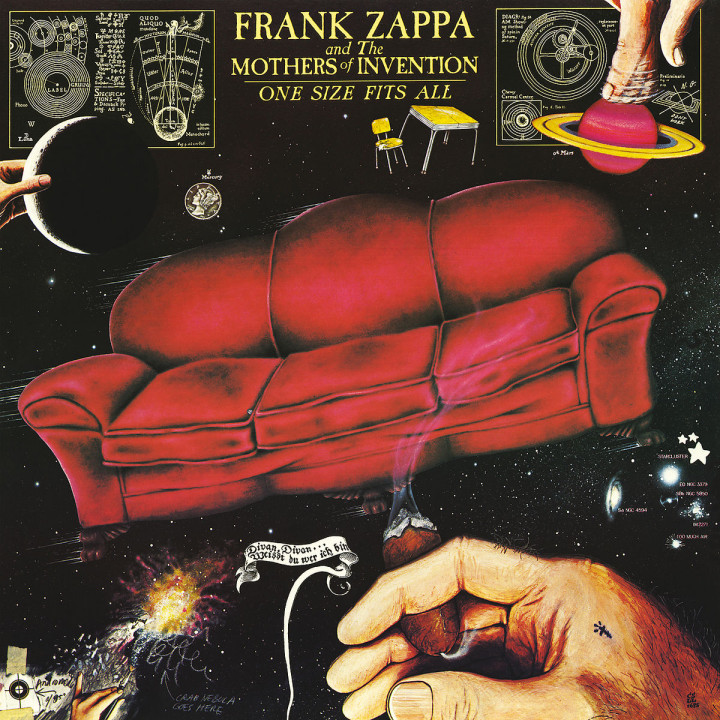 One Size Fits All: Zappa,Frank