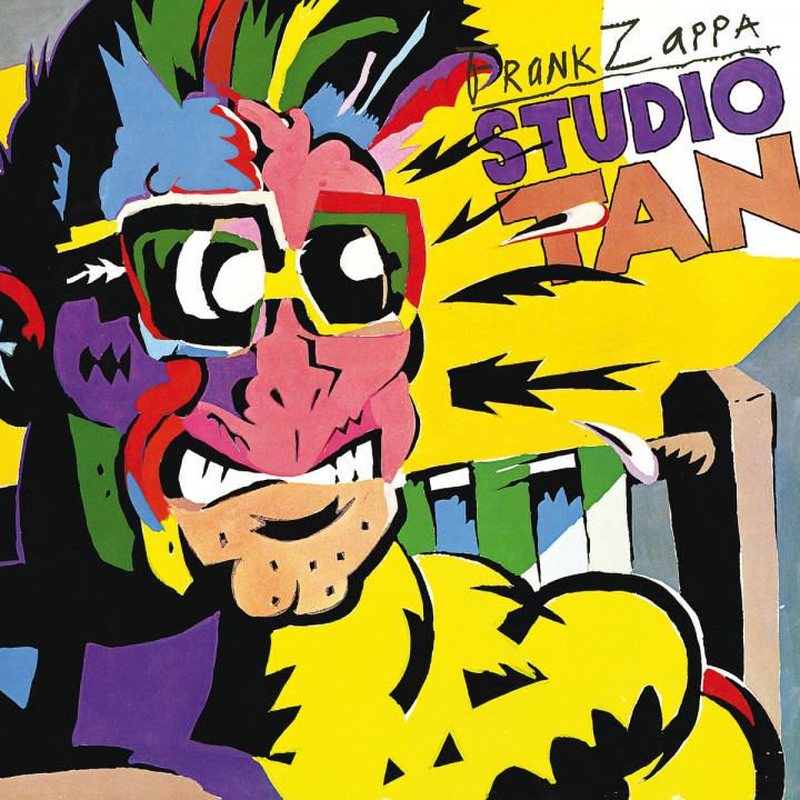 Studio Tan: Zappa,Frank