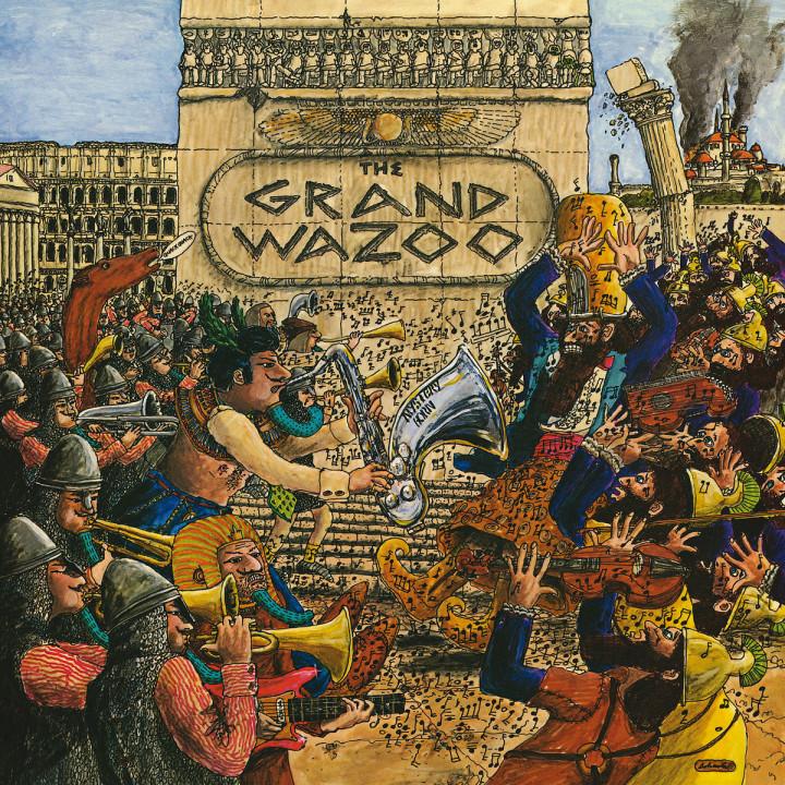 The Grand Wazoo: Zappa,Frank