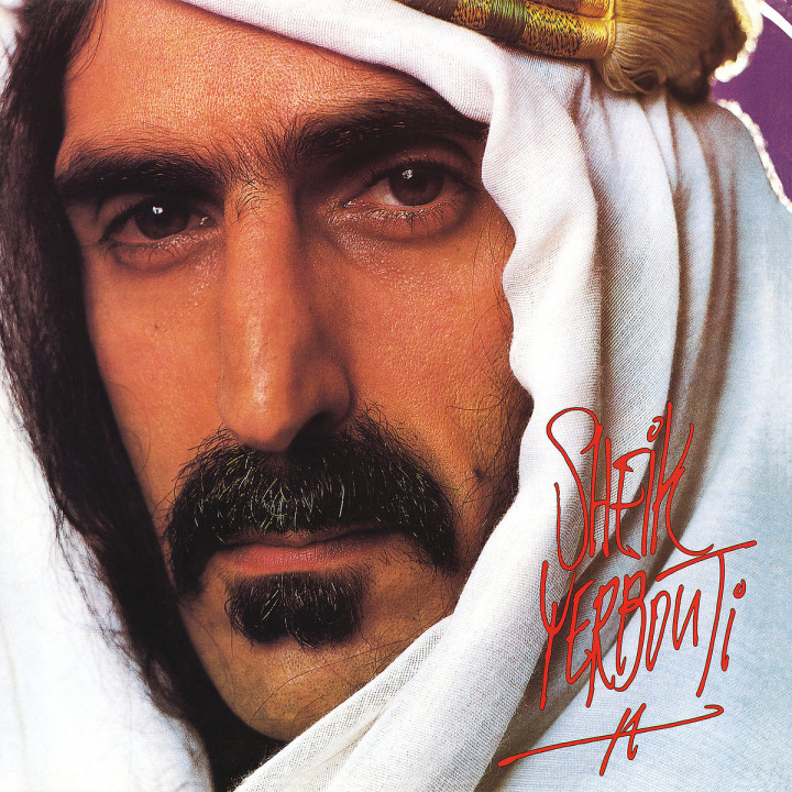 Sheik Yerbouti: Zappa,Frank