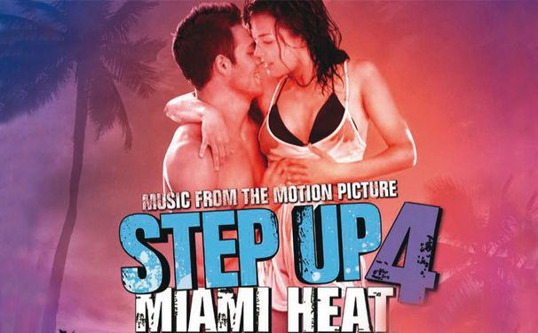 Timbaland, Step Up 4 - Miami Heat der Soundtrack ab heute zu haben!