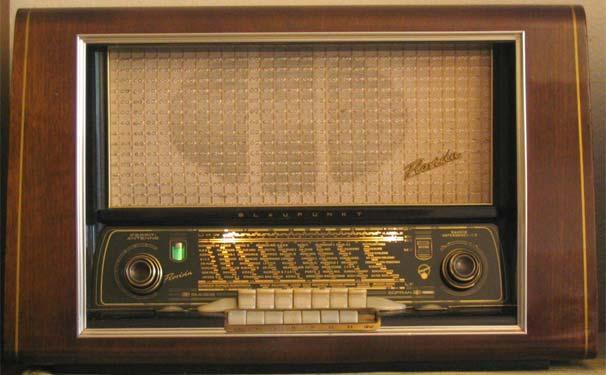 Blaupunk Radio von 1954