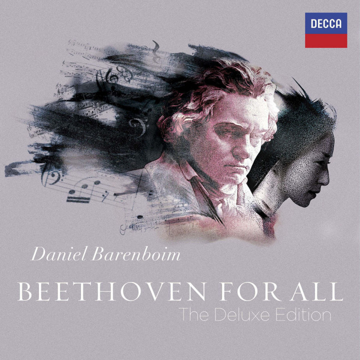 Beethoven For All (Deluxe Edt.): Barenboim,Daniel/West Eastern Divan Orchestra/SB