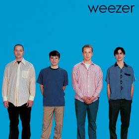 Back to Black, Weezer, 00600753385371