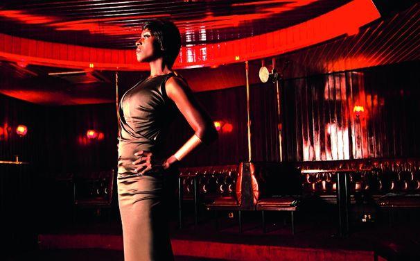 Onita Boone, 12. August: Onita Boone beim ZDF Fernsehgarten