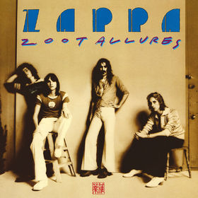Frank Zappa, Zoot Allures, 00824302385524
