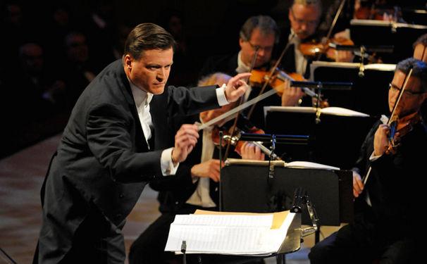 Christian Thielemann, Glanzvolle Silvestergala aus Dresdens Semperoper