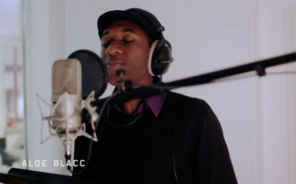 Max Herre, Video: Achtung Aufnahme 6 - Max Herre, Megaloh und Aloe Blacc im Studio
