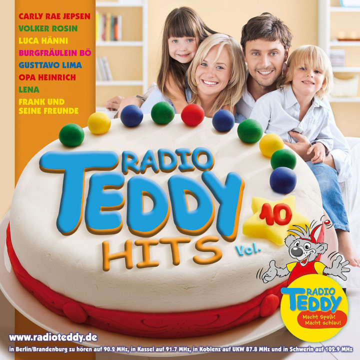 Radio TEDDY Hits Vol. 10: Various Artists