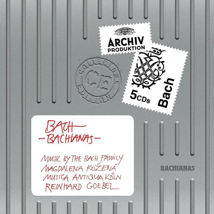 Bachianas: Kompositionen der Bach-Familie
