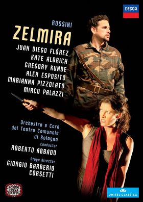 Juan Diego Flórez, Zelmira (DVD), 00044007434659