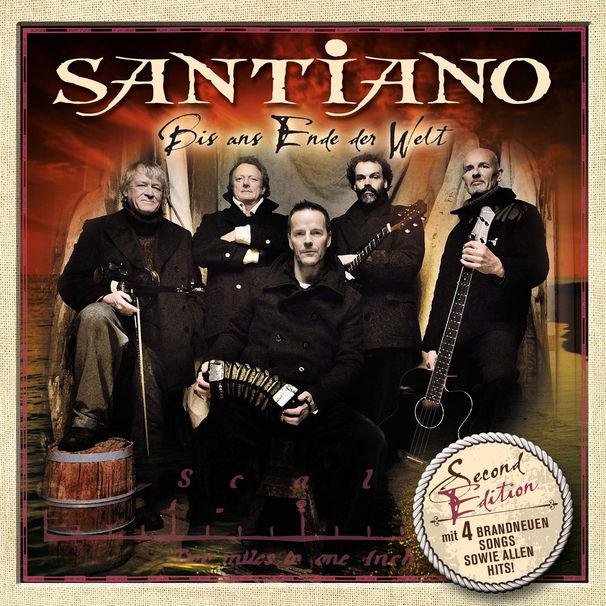 Santiano, Das Nr.1 Album als Second Edition mit allen Hits und vier neuen Songs