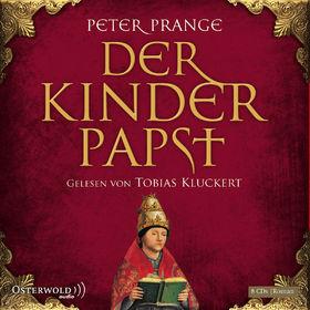 Peter Prange, Der Kinderpapst, 09783869521282