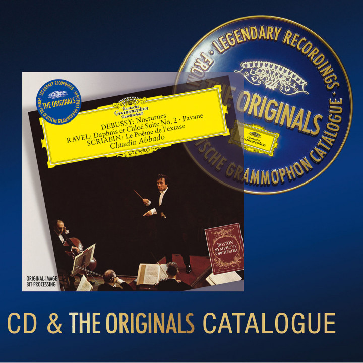 Nocturnes/Daphnis/+ (Originals Compactotheque): Abbado,Claudio/BSO
