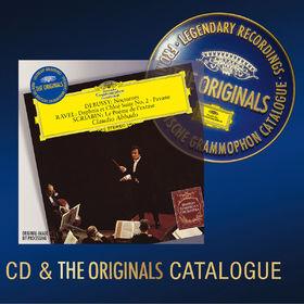 The Originals, Debussy: Nocturnes, Ravel:  Daphnis et Chloé Suite No.2; Pavane, Scriabin: Le Poème de l'exstase, 00028947900122