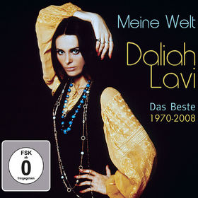 Daliah Lavi, Meine Welt – Das Beste 1970-2008, 00602537154586